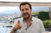 salvini leader lega